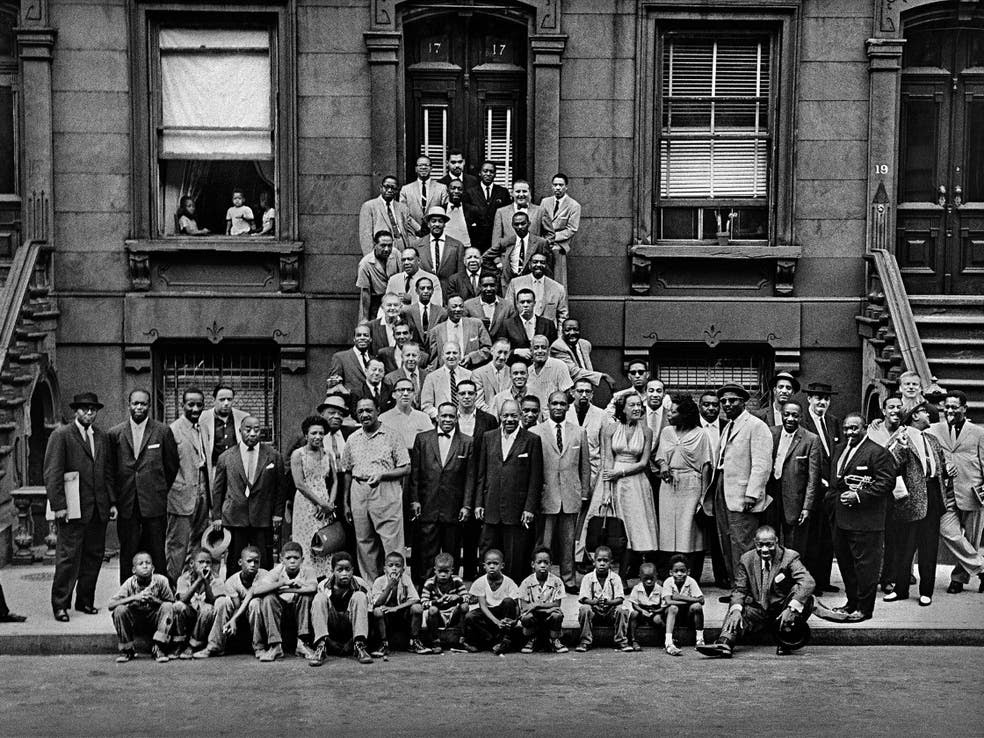 Harlem Street To Be Co-Named For Legendary 1958 Jazz Photo